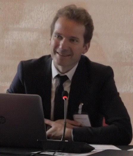 Frédéric DUCLOYER, nouveau Président du CEN/ TC33