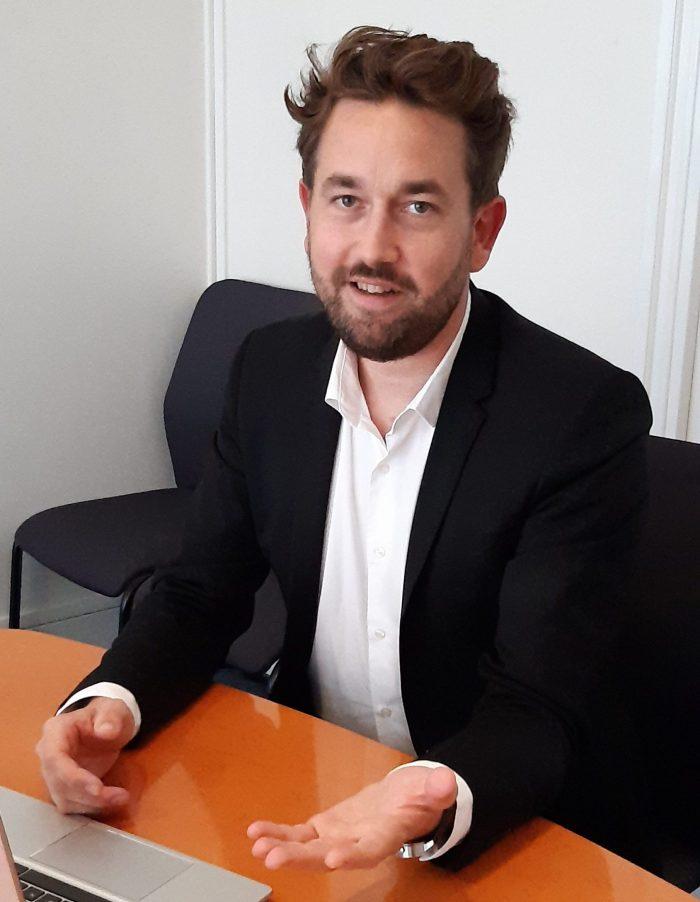 Noël Thiefine, nouveau Secrétaire Général de l'UNIQ